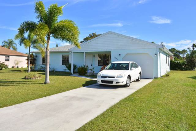 1549 SE Arenson Lane, Port Saint Lucie, FL 34952 (#RX-10591490) :: Ryan Jennings Group