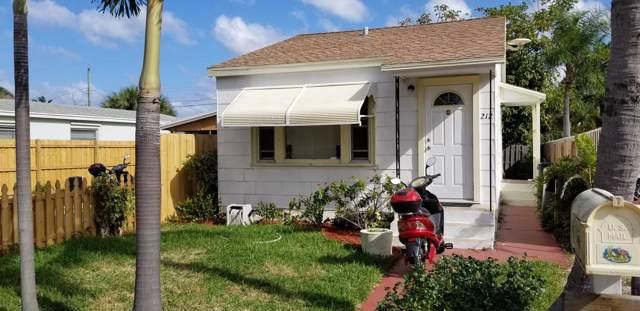 212 N L Street #1, Lake Worth Beach, FL 33460 (#RX-10591546) :: Real Estate Authority