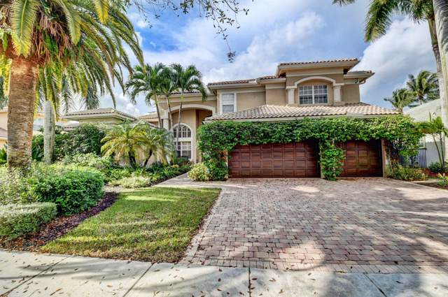 9599 Savona Winds Drive, Delray Beach, FL 33446 (MLS #RX-10591557) :: Castelli Real Estate Services
