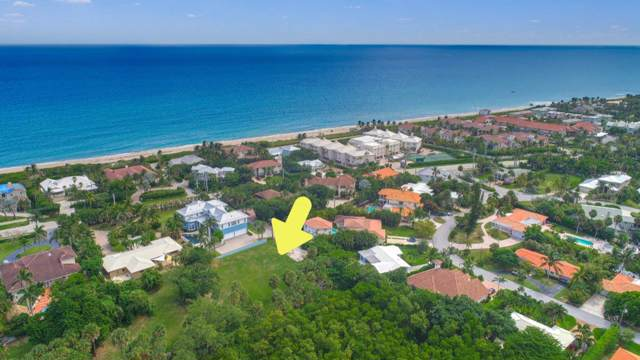 1 Thompson Street, Ocean Ridge, FL 33435 (#RX-10591605) :: The Reynolds Team/ONE Sotheby's International Realty