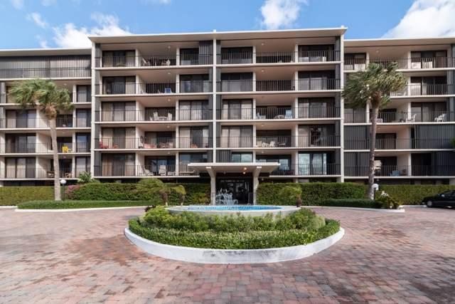 225 Beach Road #303, Tequesta, FL 33469 (#RX-10591614) :: Ryan Jennings Group