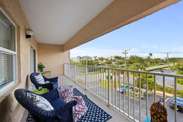 3520 S Ocean Boulevard H306, South Palm Beach, FL 33480 (#RX-10591615) :: The Reynolds Team/ONE Sotheby's International Realty
