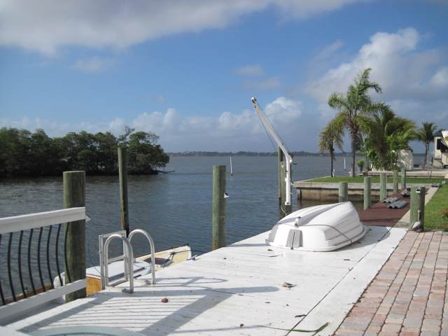 10851 S Ocean Drive #77, Jensen Beach, FL 34957 (MLS #RX-10591632) :: Castelli Real Estate Services