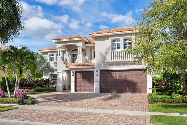 8765 Valhalla Drive, Delray Beach, FL 33446 (MLS #RX-10591646) :: Castelli Real Estate Services
