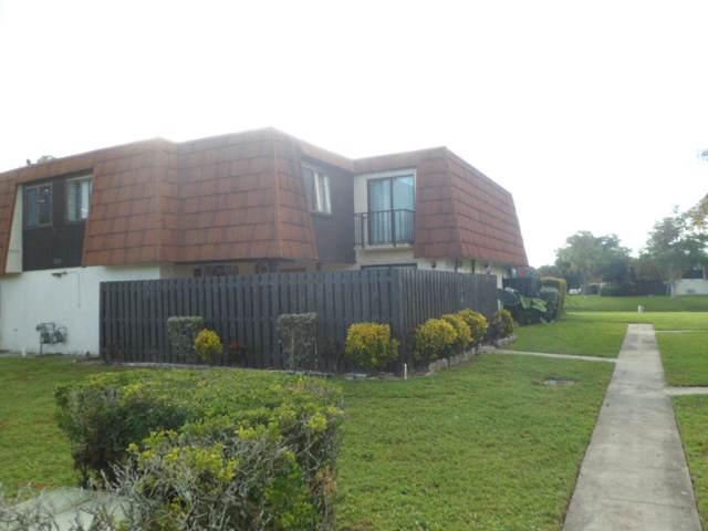 2145 White Pine Circle B, Greenacres, FL 33415 (#RX-10591689) :: Ryan Jennings Group