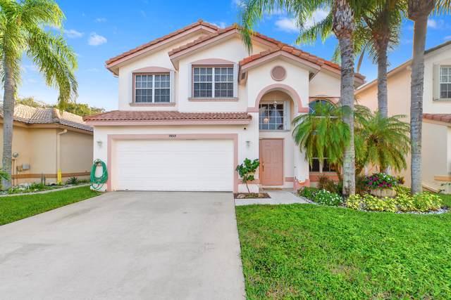 7853 Colony Lake Drive, Boynton Beach, FL 33436 (#RX-10591732) :: Ryan Jennings Group