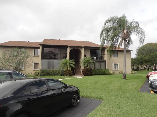 503 Shady Pine Way D2, Greenacres, FL 33415 (#RX-10591736) :: Ryan Jennings Group