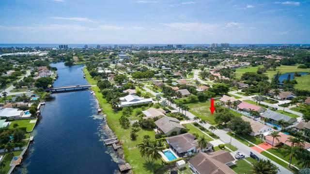Lot 5 Oregon Lane, Boca Raton, FL 33487 (#RX-10591772) :: Ryan Jennings Group