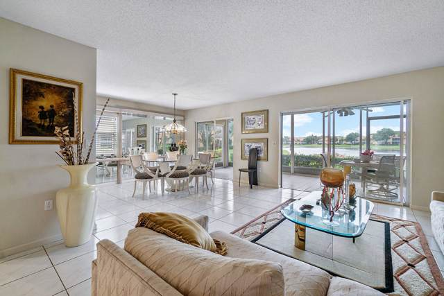 9721 Shadybrook Drive #101, Boynton Beach, FL 33437 (#RX-10591776) :: Ryan Jennings Group