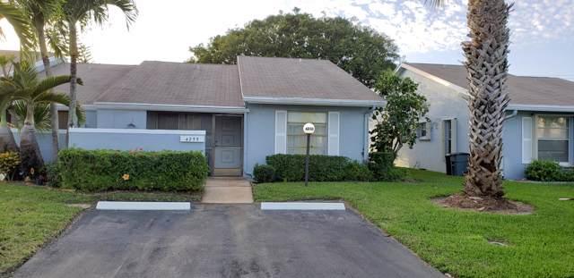 4255 Lucerne Villas Lane, Lake Worth, FL 33467 (#RX-10591800) :: Ryan Jennings Group