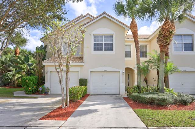 1063 Woodfield Road, Greenacres, FL 33415 (#RX-10591808) :: Ryan Jennings Group