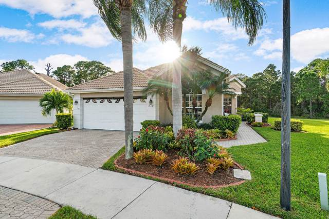838 SW St Andrews Cove, Port Saint Lucie, FL 34986 (#RX-10591847) :: Ryan Jennings Group