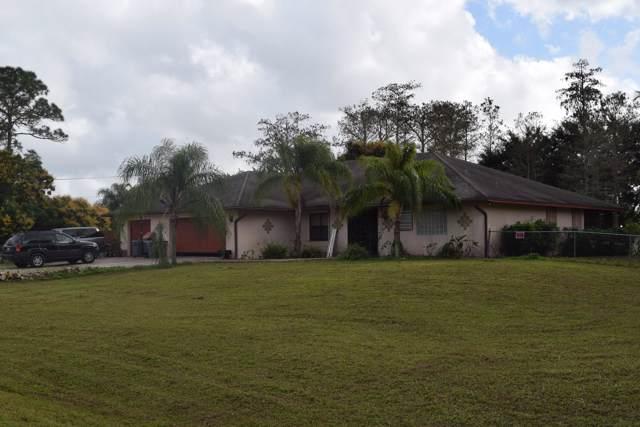 16354 E Epson Drive, Loxahatchee, FL 33470 (MLS #RX-10591973) :: Berkshire Hathaway HomeServices EWM Realty