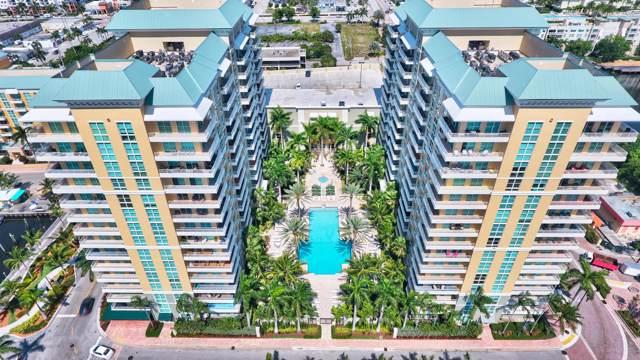625 Casa Loma Boulevard #607, Boynton Beach, FL 33435 (#RX-10591995) :: Ryan Jennings Group