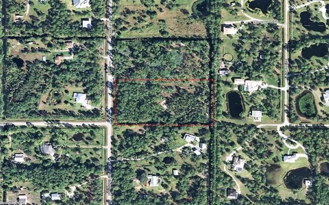 0 SW Mistletoe Lane, Palm City, FL 34990 (MLS #RX-10592042) :: Berkshire Hathaway HomeServices EWM Realty
