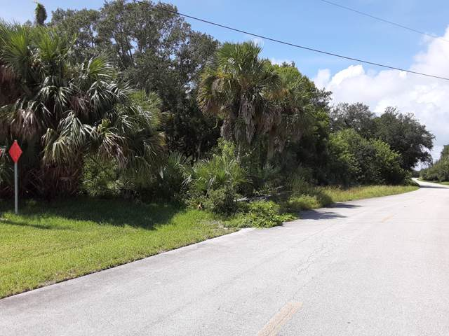 130 Huber Drive, Fort Pierce, FL 34946 (MLS #RX-10592060) :: Laurie Finkelstein Reader Team