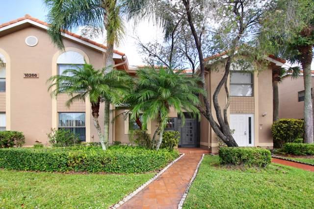 18266 Covina Way #102, Boca Raton, FL 33498 (#RX-10592148) :: Ryan Jennings Group