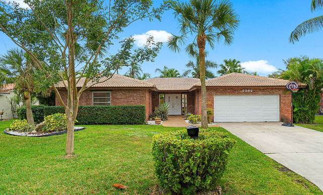 9062 NW 20th Manor, Coral Springs, FL 33071 (#RX-10592173) :: Ryan Jennings Group