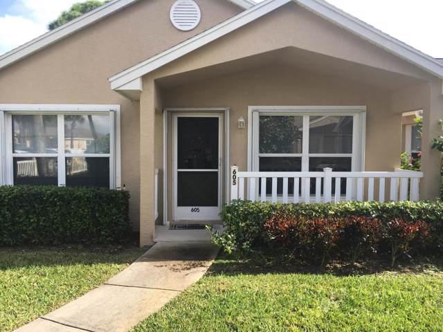 605 NW San Remo Circle, Port Saint Lucie, FL 34986 (MLS #RX-10592190) :: Berkshire Hathaway HomeServices EWM Realty