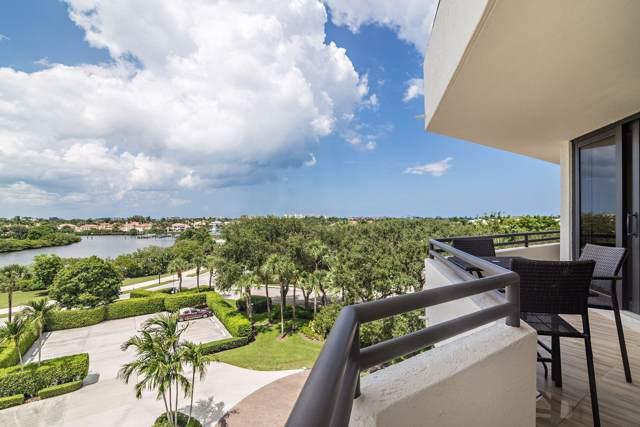 3322 Casseekey Island Road #501, Jupiter, FL 33477 (MLS #RX-10592194) :: Castelli Real Estate Services