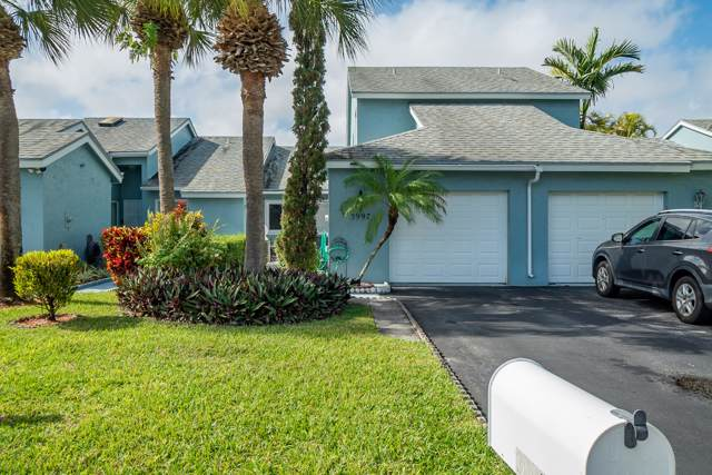 3997 Island Club Drive, Lake Worth, FL 33462 (#RX-10592245) :: Real Estate Authority
