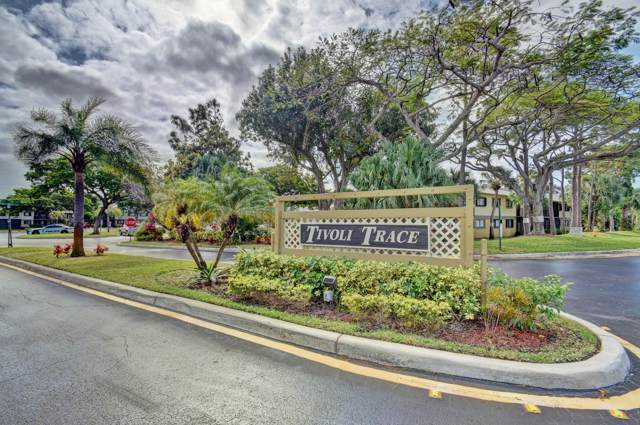 632 Trace Circle #107, Deerfield Beach, FL 33441 (#RX-10592249) :: Ryan Jennings Group