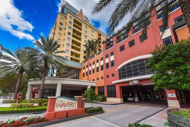 110 N Federal Highway #908, Fort Lauderdale, FL 33301 (MLS #RX-10592275) :: Berkshire Hathaway HomeServices EWM Realty