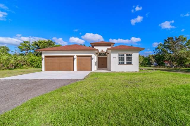 16283 E Burns Drive, The Acreage, FL 33470 (MLS #RX-10592313) :: Berkshire Hathaway HomeServices EWM Realty
