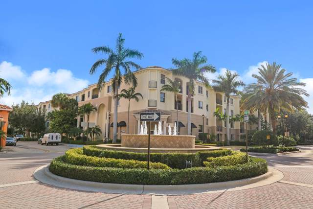4207 Renaissance Way #207, Boynton Beach, FL 33426 (#RX-10592350) :: Ryan Jennings Group