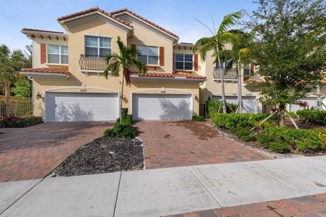 2606 Florida Boulevard, Delray Beach, FL 33483 (#RX-10592377) :: Ryan Jennings Group