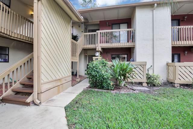12999 Odessa Trail #10, Wellington, FL 33414 (MLS #RX-10592426) :: Berkshire Hathaway HomeServices EWM Realty