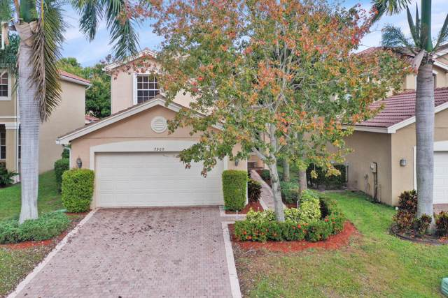 7909 Red Mahogany Road, Boynton Beach, FL 33437 (#RX-10592432) :: The Reynolds Team/ONE Sotheby's International Realty