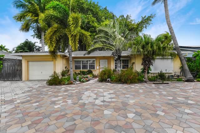 705 Shore Drive, Boynton Beach, FL 33435 (#RX-10592447) :: Ryan Jennings Group