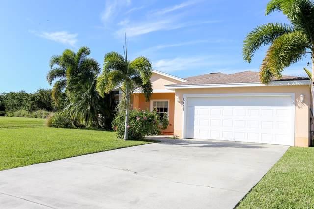 6433 Las Palmas Way, Port Saint Lucie, FL 34952 (#RX-10592452) :: Ryan Jennings Group