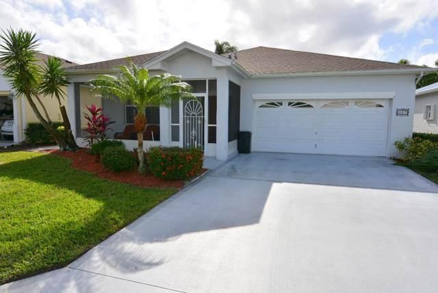 507 NW Galatone Court, Port Saint Lucie, FL 34986 (#RX-10592485) :: Ryan Jennings Group