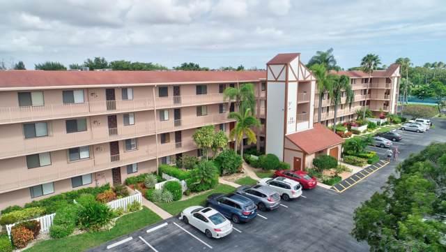 7281 Amberly Lane #206, Delray Beach, FL 33446 (#RX-10592506) :: Ryan Jennings Group