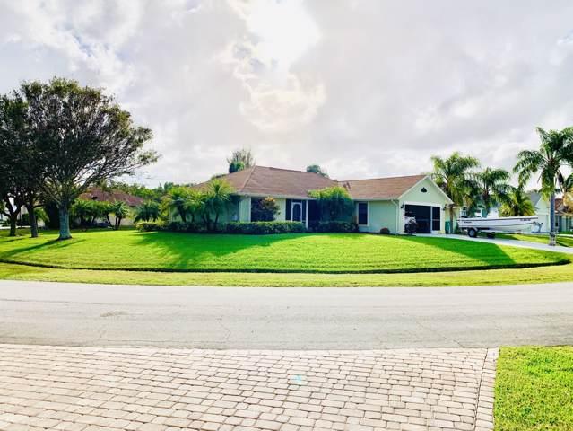 5415 NW Clark Avenue, Port Saint Lucie, FL 34983 (MLS #RX-10592511) :: Berkshire Hathaway HomeServices EWM Realty
