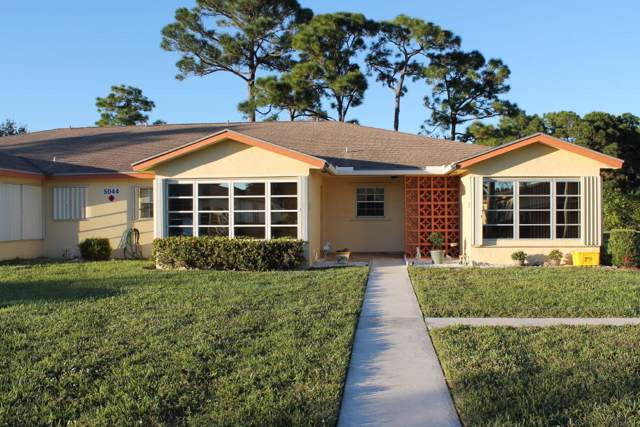 5044 Lakefront Boulevard C, Delray Beach, FL 33484 (#RX-10592527) :: Ryan Jennings Group