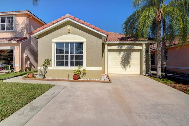 4877 Purdue Lane, Boynton Beach, FL 33436 (#RX-10592573) :: The Reynolds Team/ONE Sotheby's International Realty