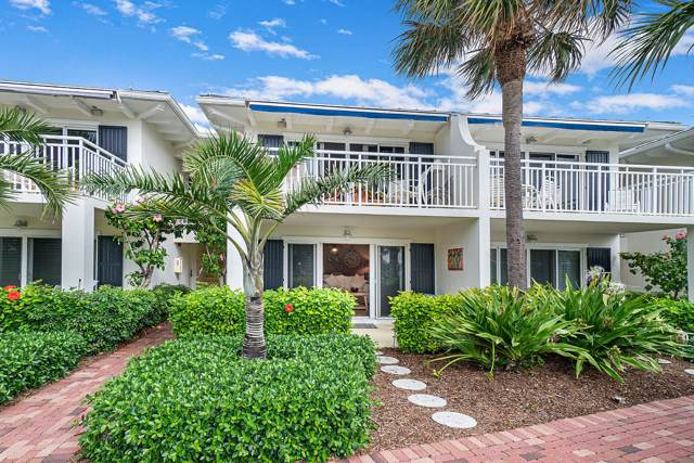 300 S Ocean Boulevard N-15, Delray Beach, FL 33483 (#RX-10592609) :: Ryan Jennings Group