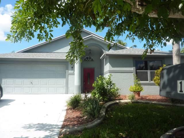 1321 Fishers Place, Greenacres, FL 33413 (MLS #RX-10592611) :: Berkshire Hathaway HomeServices EWM Realty