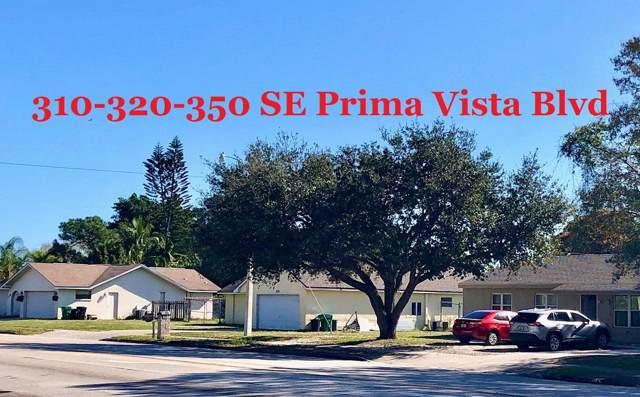 310-350 E Prima Vista Boulevard, Port Saint Lucie, FL 34983 (#RX-10592620) :: Ryan Jennings Group