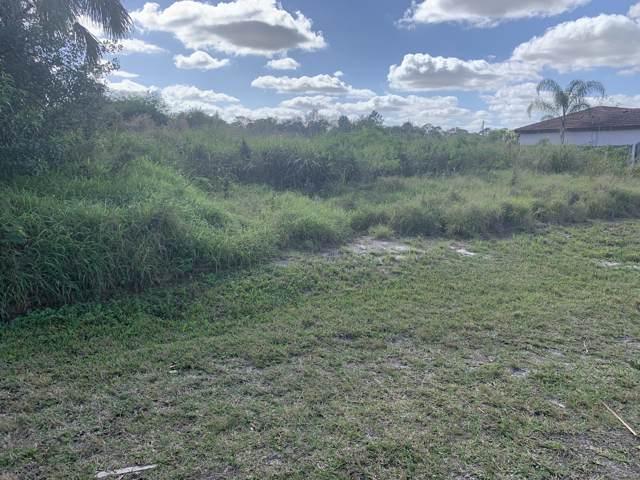 1274 SW Dalton Avenue, Port Saint Lucie, FL 34953 (#RX-10592648) :: Ryan Jennings Group