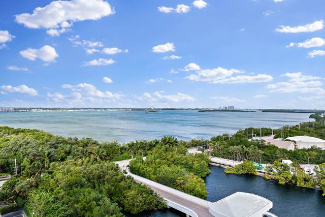 4200 N Ocean Drive 2-1106, Singer Island, FL 33404 (#RX-10592650) :: Ryan Jennings Group