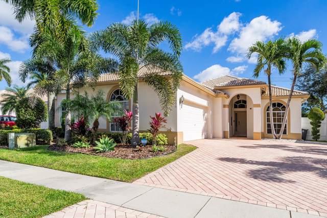 7556 Eagle Point Drive, Delray Beach, FL 33446 (#RX-10592656) :: Ryan Jennings Group