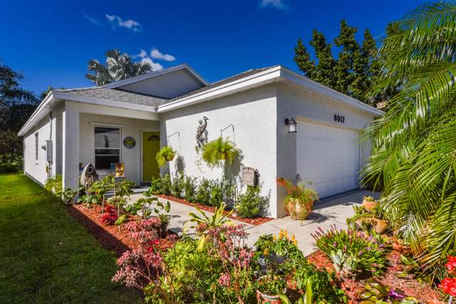 8017 SE Sugar Pines Way SE, Hobe Sound, FL 33455 (MLS #RX-10592658) :: Berkshire Hathaway HomeServices EWM Realty