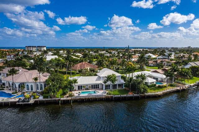 52 Spanish River Drive, Ocean Ridge, FL 33435 (#RX-10592702) :: Ryan Jennings Group