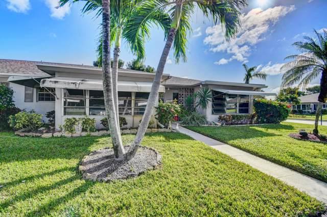 1387 High Point Way NW C, Delray Beach, FL 33445 (#RX-10592755) :: Ryan Jennings Group