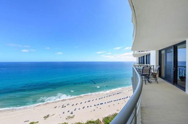 3000 N Ocean Drive 35-E, Singer Island, FL 33404 (#RX-10592787) :: Ryan Jennings Group