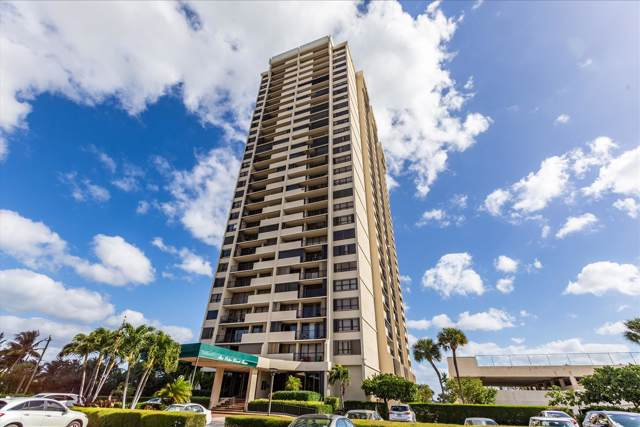 5600 N Flagler Drive #2808, West Palm Beach, FL 33407 (#RX-10592792) :: Ryan Jennings Group